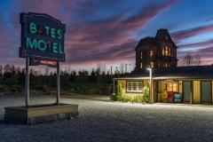 The Bates Motel by Robert Macleod