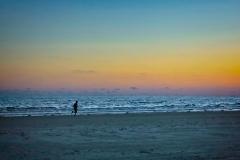 Silent Sunset by Bo Wiedemann