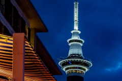 Sky Tower, Auckland, NZ by Grant Crawford