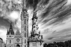 Budapest Matthias Church by Janet Slater