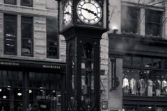 Ye Olde Steam Clock by Michael Sinclair