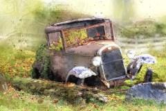 A Repurposed Pickup by Bob Mcneill