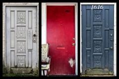 Doors Of Railtown by Craig Roberts