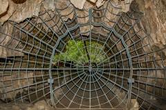 Spidergate In Crystal Cave by Glenn Disney