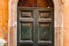Green Door by Mel Baly