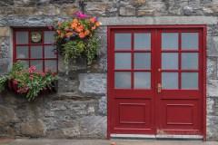 The Red Door by Sandy Meyer