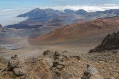 Haleakala by  Steve Wright