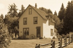 Annad House 1888 by  Bob Hunter