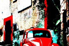 Bug In Taxco by  Vic Castleton