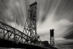 Iron Bridge by  Richard Knotts