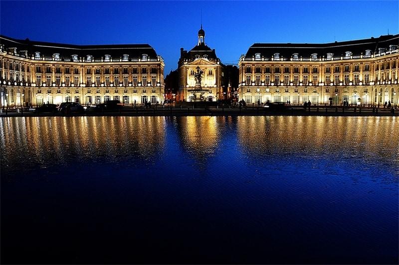Reflections Of Bordeaux by  Denise Decloux