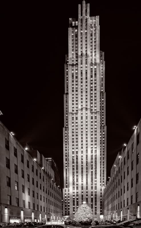 Rockefeller by  Mel Baly