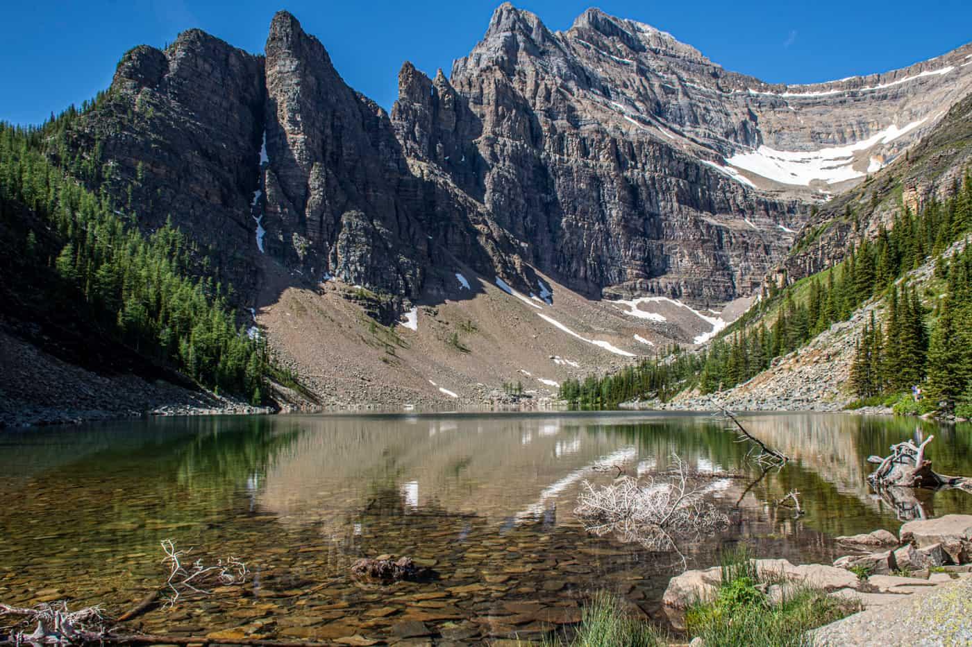 Agnes Lake by Ed Patterson