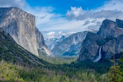 The Gates Of Yosemite by  Tom Truss
