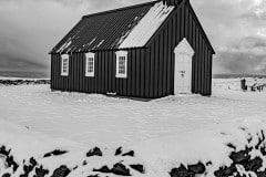 The Black Church Of Budir by Tom Truss