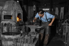 The Blacksmith by Colleen Walden