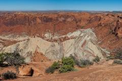 Upheaval Dome At Canyonlands by Glenn Disney