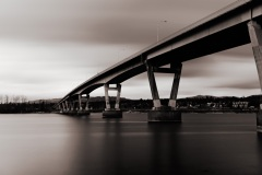 Calm River by Richard Knotts