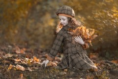 Autumns Child by  Liz Lynch