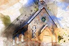 St Marys, Saltspring Island by  Bob Mcneill