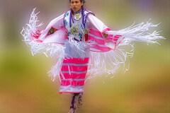 Chilliwack Fair Dancer by  Bob Mcneill