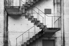 Tower Stairs by  Anita Teljeur