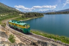 Alaska By Rail by  Pat Ellingson