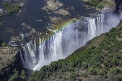 Victoria Falls by Tom Truss