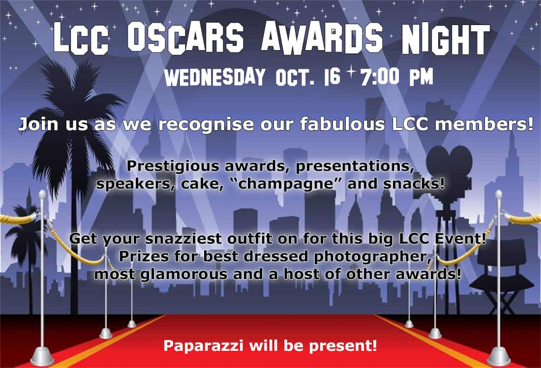 LCC Oscars Awards Night